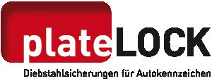 PlateLOCK - Logo